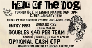 Realside Presents Hair of the Dog at Turner Park graphic