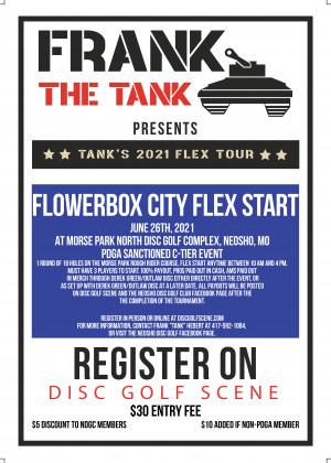 3rd Annual Flowerbox City Flex Start graphic