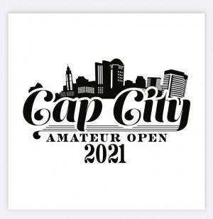 Cap City Amateur Open graphic