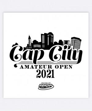 Cap City Amateur Open Driven by Innova graphic