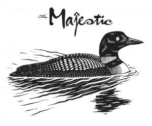 The Majestic graphic