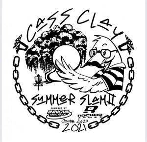 Cass Clay Summer Slam II sponsored by Rock 30 Games graphic