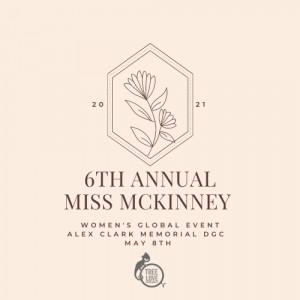 WGE - 6th Annual Miss Mckinney graphic
