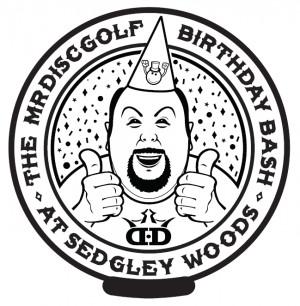 MrDiscGolf's Hyzerflipadelphia Birthday Bash graphic