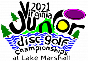 Virginia Junior Disc Golf Championships at Lake Marshall Presented by Good Sports Disc Golf graphic