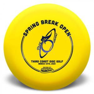 Third Coast Disc Golf Spring Break Open graphic