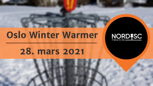Oslo Winter Warmer 2021 by Nordisc graphic
