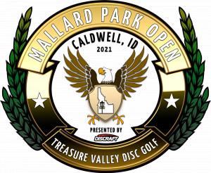 Mallard Park Open presented by Discraft graphic