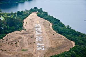 Pinto Lake Bag Tag Challenge And Membership Drive graphic