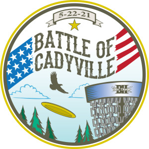Spring Sling Battle of Cadyville - Driven by Innova graphic
