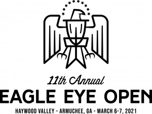 The Eagle Eye Open - 11th Edition - GSS #1 graphic