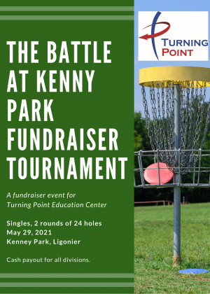 The Battle at Kenney Park graphic