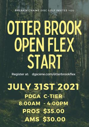 Otter Brook Open Flex  Start graphic