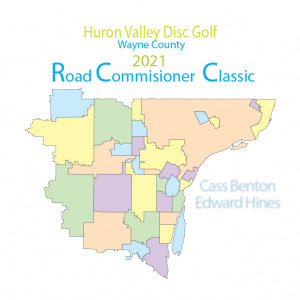 Road Commissioner Classic presented by Discraft (MA1,MA3,MA50) graphic