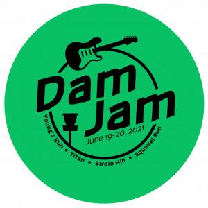 Mosquito Dam Jam graphic