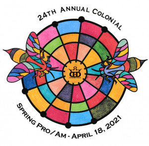 24th Annual Colonial Spring Pro/Am graphic