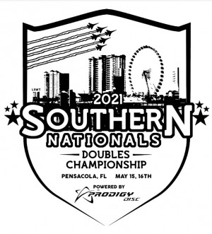 2021 Southern Nationals Doubles Championship Powered by Prodigy graphic