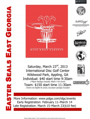 Easter Seals Classic graphic