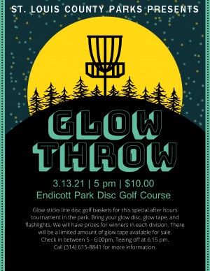 Glow Throw graphic