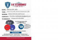 Veterans for Vets- Viroqua, WI 2021 graphic