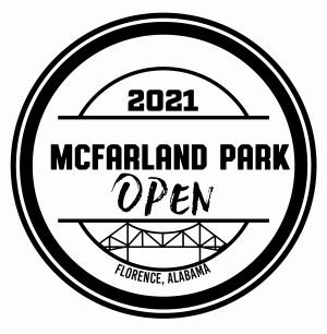 McFarland Park Open graphic