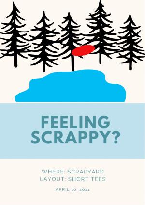 Feeling Scrappy? graphic