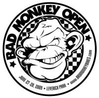 2009 Bad Monkey Open graphic