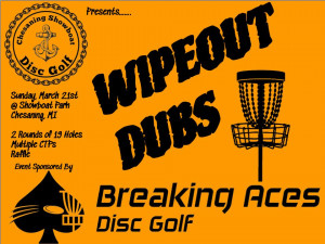 Wipeout Dubs Presented By Breaking Aces graphic