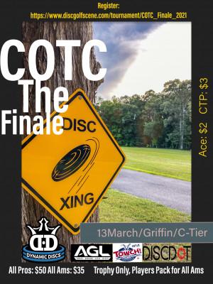 COTC: Finale graphic