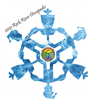 2021 Rock River Discapades graphic