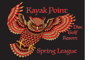 Kayak Point Spring League Week 6 graphic