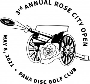 3rd Annual Rose City Open graphic