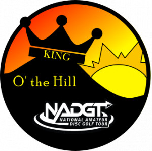 NADGT Exclusive - King of the Hill @ TOPO graphic