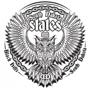 South Dakota State Championships 2021-Black Hills: sponsored by Dynamic Discs graphic