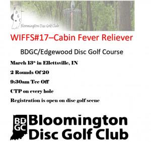 WIFFS #17 - Cabin Fever Reliever graphic