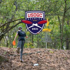 USDGC Doubles Qualifier Central West Virginia graphic