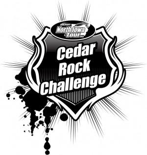 Cedar Rock Challenge graphic