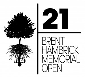 The Brent Hambrick Memorial Open - Pro Side graphic