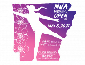 NWA Women's Open- WGE graphic