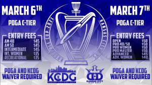 Dynamic Discs KC Rosedale Cup 2021 graphic