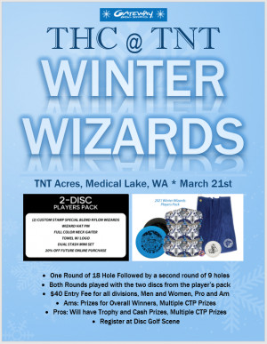 THC @ TNT Winter Wizards graphic