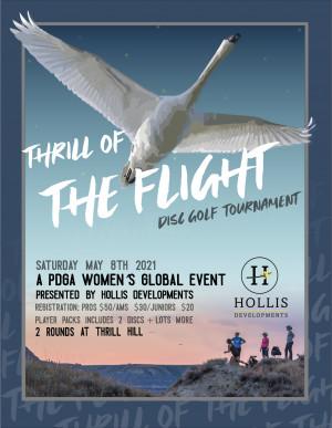 Thrill of the Flight - WGE graphic