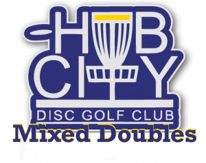 Hub City Mixed Doubles (a Throw Pink event) graphic