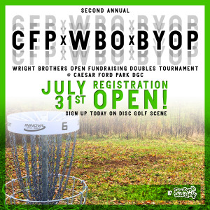 CFP x WBO x BYOP Fundraising Doubles graphic