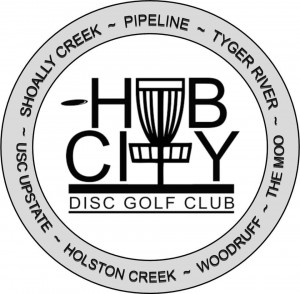 Hub City April Monthly graphic