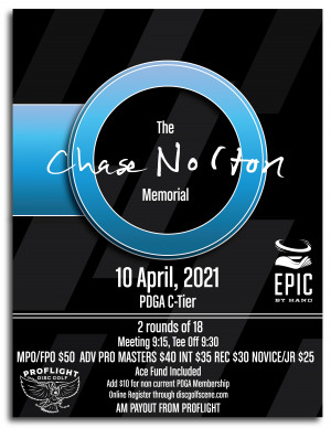Chase Norton Memorial presented by Epic by Hand graphic