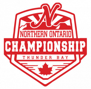 The Northern Ontario Championship graphic