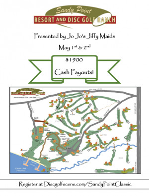 Sandy Point Classic - Presented by Jo Jo's Jiffy Maids graphic