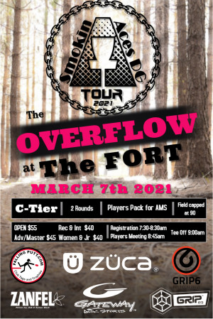 Smokin Aces presents: The Overflow at the Fort graphic
