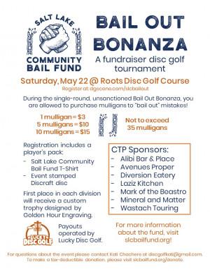 Bail Out Bonanza graphic